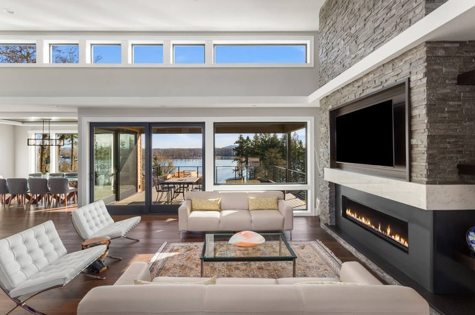 Custom Home Lake Tahoe project